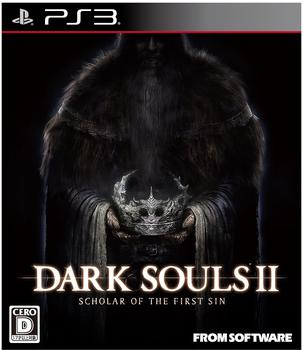Namco Dark Souls II: Scholar of the First Sin (CERO) (PS3)