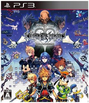 Square Enix Kingdom Hearts HD 2.5 ReMIX (CERO) (PS3)