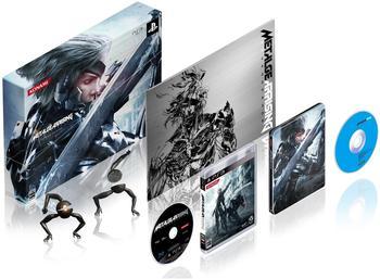 Konami Metal Gear Rising: Revengeance - Premium Package (CERO) (PS3)