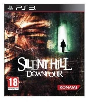 Konami Silent Hill: Downpour (PEGI) (PS3)