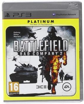 Sony Battlefield: Bad Company 2 (Platinum) (PEGI) (PS3)
