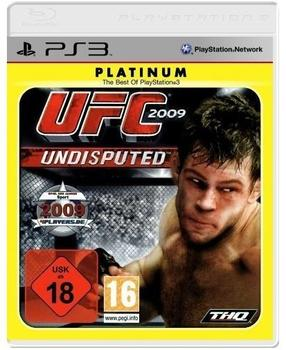 THQ UFC Undisputed 2009 (PEGI) (PS3)