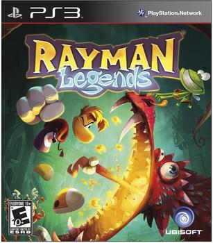 Ubisoft Rayman Legends (ESRB) (PS3)