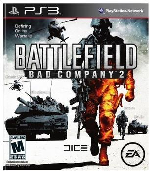 Sony Battlefield: Bad Company 2 (ESRB) (PS3)
