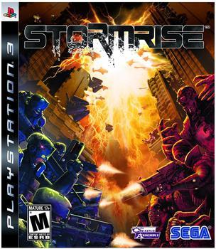 Sega Stormrise (ESRB) (PS3)