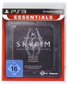 The Elder Scrolls V: Skyrim - Legendary Edition (PS3)