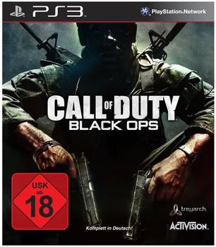 Activision Call of Duty: Black Ops (Platinum) (PS3)