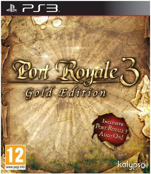Sony Port Royale 3 - Gold Edition (PEGI) (PS3)