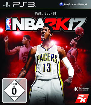 2K Games NBA 2K17 (PEGI) (PS3)