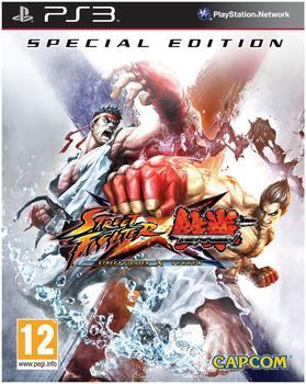Capcom Street Fighter X Tekken - Special Edition (PEGI) (PS3)