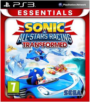 Sega Sonic & All-Stars Racing: Transformed (Essentials) (PEGI) (PS3)