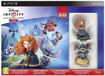 Disney Infinity 2.0: Disney Originals - Toybox Combo Pack (PS3)