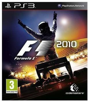 Codemasters F1 2010 (PEGI) (PS3)