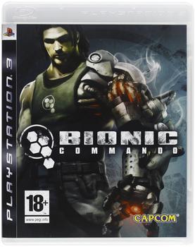 Capcom Bionic Commando (ESRB) (PS3)