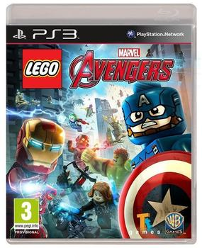 Warner Lego Marvel Avengers (PEGI) (PS3)