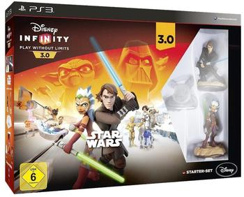 Disney Infinity 3.0: Star Wars - Starter Set (PS3)