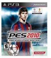 Konami Pro Evolution Soccer 2010 (ESRB) (PS3)