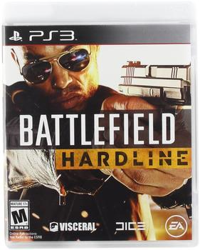 Electronic Arts Battlefield Hardline (ESRB) (PS3)