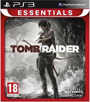 Sony Tomb Raider (Essentials) (PEGI) (PS3)
