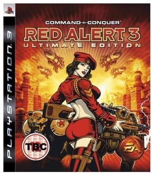 Electronic Arts Command & Conquer: Red Alert 3 Ultimate Ed. uncut (Englisch) [PS3]