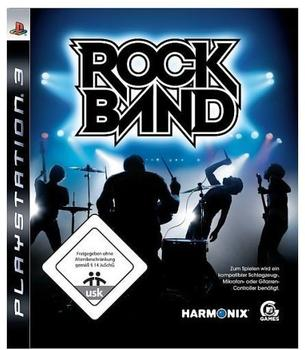 EA GAMES Rock Band