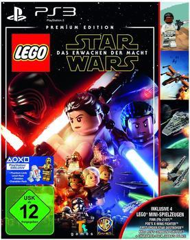 Warner LEGO Star Wars: Das Erwachen der Macht - Premium Edition (PS3)