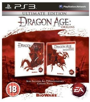 Sony Dragon Age: Origins - Ultimate Edition (PEGI) (PS3)