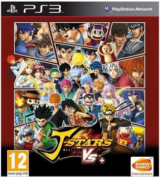 Namco J-Stars Victory Vs + (PEGI) (PS3)