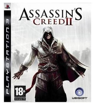 Ubisoft Assassins Creed II (PS3)
