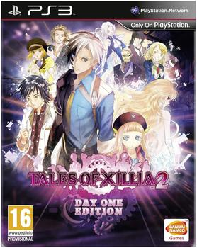 Bandai Tales of Xillia 2 - Day One Edition (PEGI) (PS3)