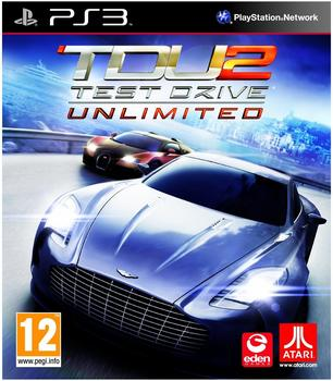 Atari Test Drive Unlimited 2 (PEGI) (PS3)
