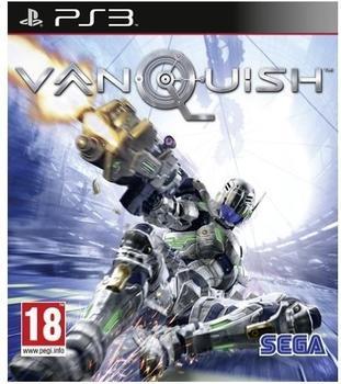 Sony Vanquish (PEGI) (PS3)