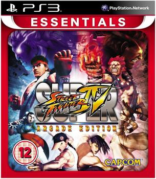Sony Super Street Fighter IV - Arcade Edition (Essentials) (PEGI) (PS3)