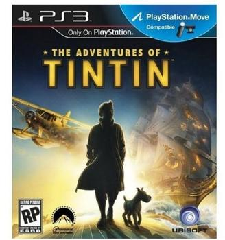 Ubisoft The Adventures of Tintin: The Game PS3)