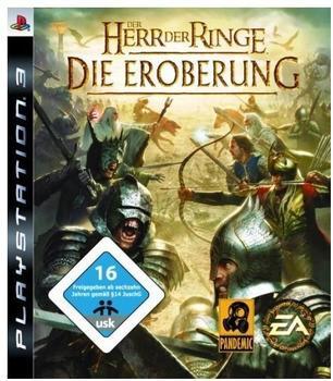 Electronic Arts Der Herr der Ringe: Die Eroberung (PS3)