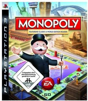 Electronic Arts Monopoly - Mit Classic und World Edition (PS3)