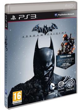 Warner Batman: Arkham Origins (PEGI) (PS3)