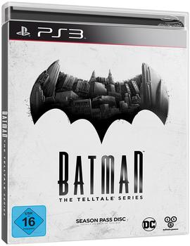 Warner Batman: The Telltale Series - Season Pass Disc (PS3)