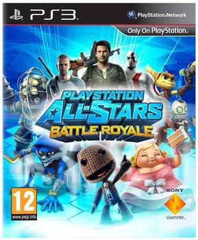 Sony PlayStation All-Stars : Battle Royale PS3