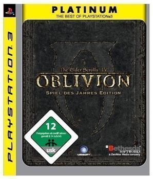 Ubisoft The Elder Scrolls IV: Oblivion - Game of the Year Edition (Platinum) (PS3)