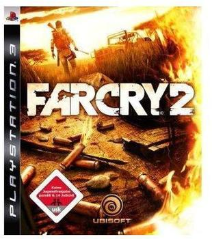 Ubi Soft Far Cry 2 (PS3)