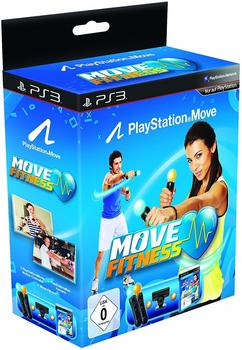Sony Move Fitness + Move Pack (PS3)