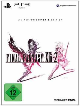 Square Enix Final Fantasy XIII-2 - Limited Collectors Edition (PS3)