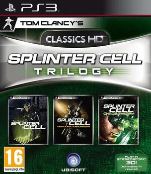 Ubisoft Splinter Cell Trilogy (Classics HD) (ESRB) (PS3)