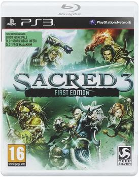 Deep Silver Sacred 3 First Edition PS3