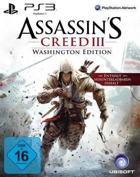 Assassin's Creed 3: Washington Edition (PS3)