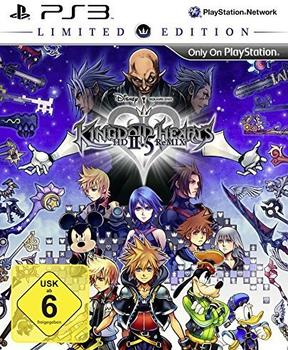 Kingdom Hearts: HD 2.5 Remix - Limited Edition (PS3)