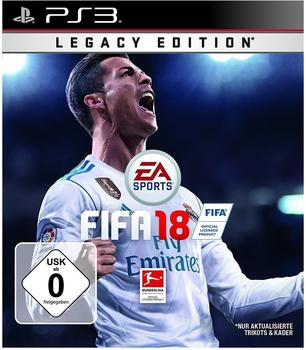 FIFA 18: Legacy Edition (PS3)
