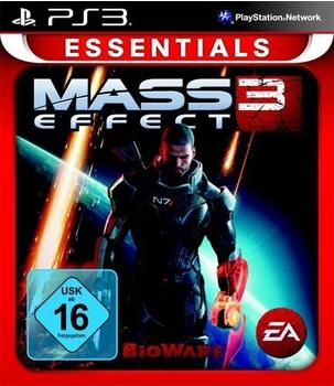 Electronic Arts Mass Effect 3 PS-3 AK Essentials