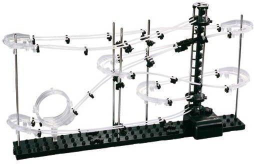 ThumbsUp Space Coaster Murmel Achterbahn